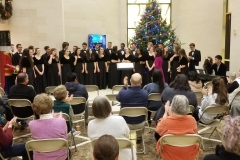 Chamber Singers – Renaissance Performance (December 2018)