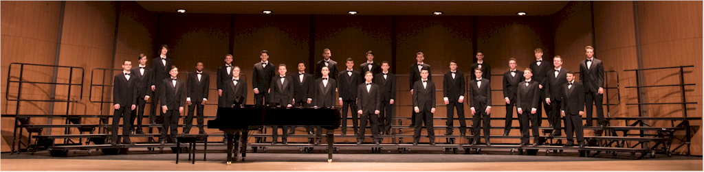Men's Ensemble 2018-2019