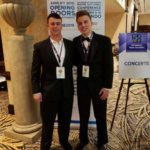 Dylan Cranston (right) and Robert Goldstein (left)